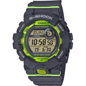 CASIO G-SHOCK GBD-800-8ER Ur Herrer, black/black/green